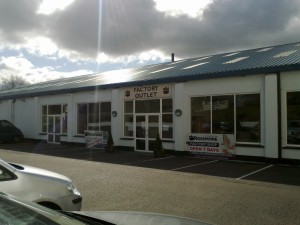 Retail Outlet, Monaghan